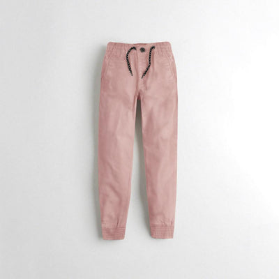Tumble N Dry Boy's Jogger Pants Boy's Denim First Choice Powder Pink 1.5-2 Years