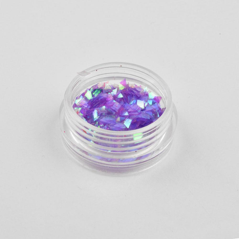 DIY Berisso Shining Nail Art Decorations Glitter Powder Health & Beauty Sunshine China Royal Blue