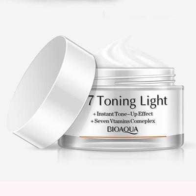 BioAqua V7 Toning Light Cream for Lazy Makeup Multivitamin complex Concealer Health & Beauty Sunshine China 219