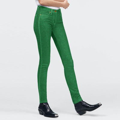 Urban Diva Women's Censi Super Stretch Comfy Jeggings Women's Jeggings AGZ Dark Green S