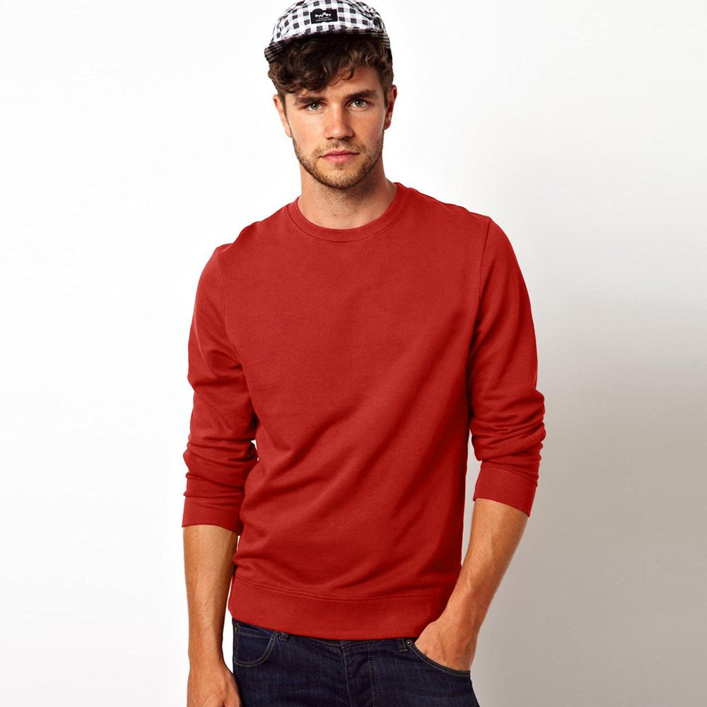 Kitrose Sweat Shirt Men's Sweat Shirt Image Red S