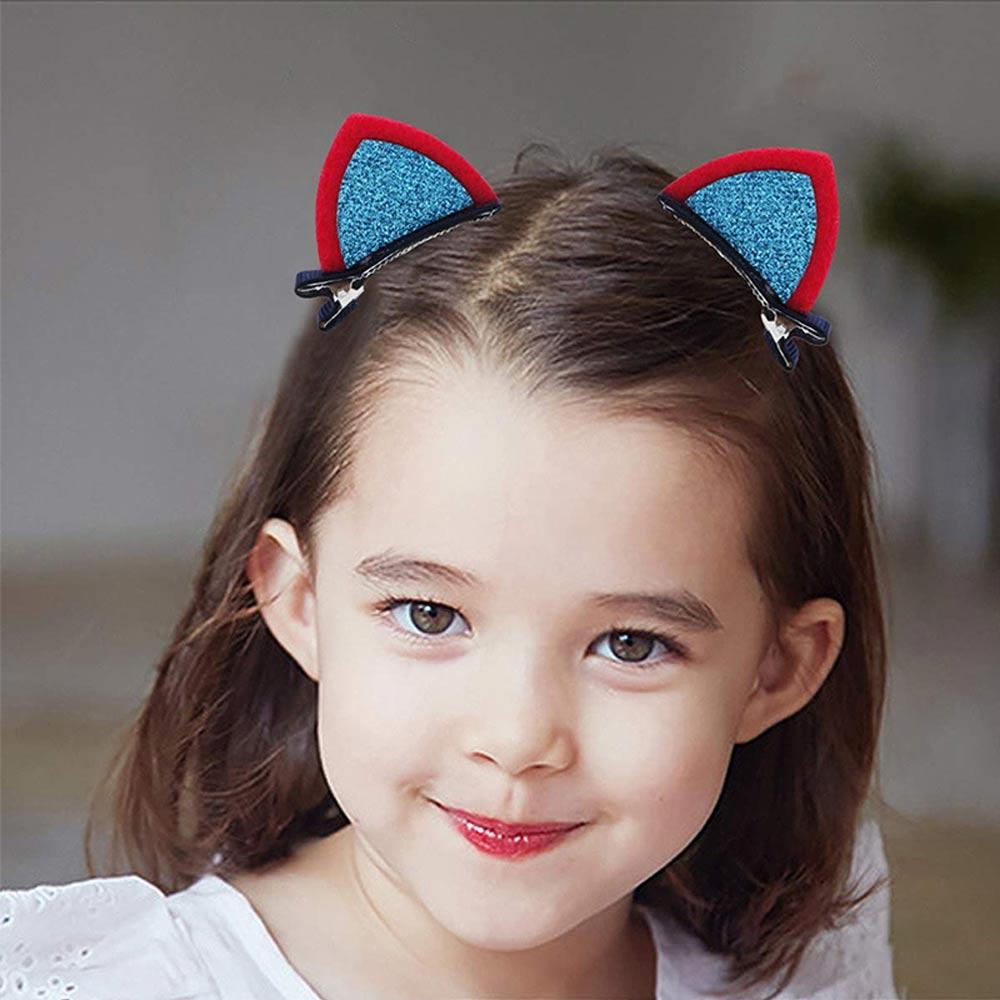 Princess Baby Girls Cat Ears Hairpin Women's Accessories Sunshine China