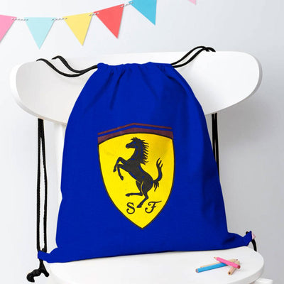 Polo Republica Amasya Drawstring Bag Drawstring Bag Polo Republica Royal