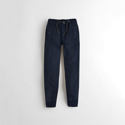 Tumble N Dry Boy's Jogger Pants Boy's Denim First Choice Navy 1.5-2 Years