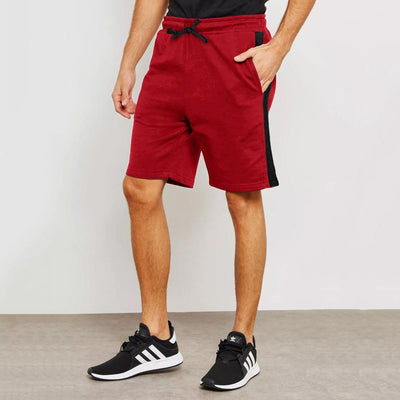 LFT Kimberley Men's Terry Short Men's Shorts First Choice Red Black S