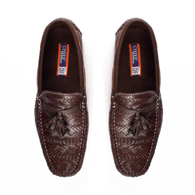CBH Men's Classic Design Driving Loafers