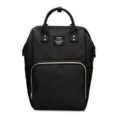 Heine baby diaper backpack bag Women's Accessories Sunshine China Black