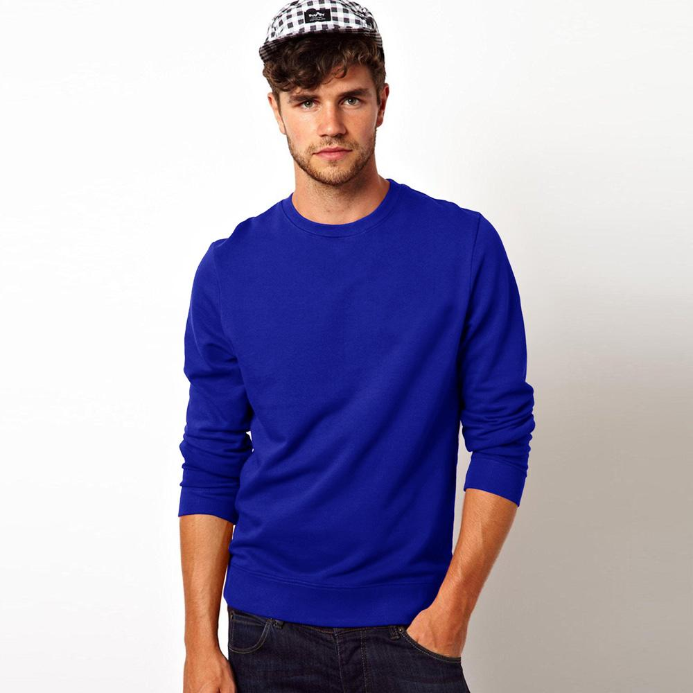 Kitrose Sweat Shirt Men's Sweat Shirt Image Royal M
