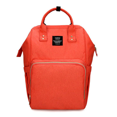 Heine baby diaper backpack bag Women's Accessories Sunshine China Orange