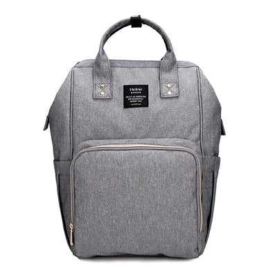 Heine baby diaper backpack bag Women's Accessories Sunshine China Grey