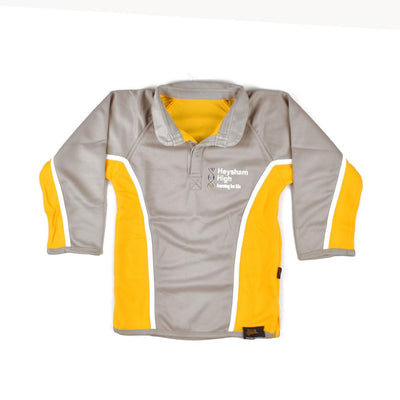 FLN Olomouc Dadario Embro Mesh Long Sleeve Polo Shirt