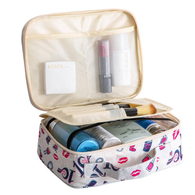 Portable Cosmetic Oraganizer Travel Bag Health & Beauty Sunshine China D7
