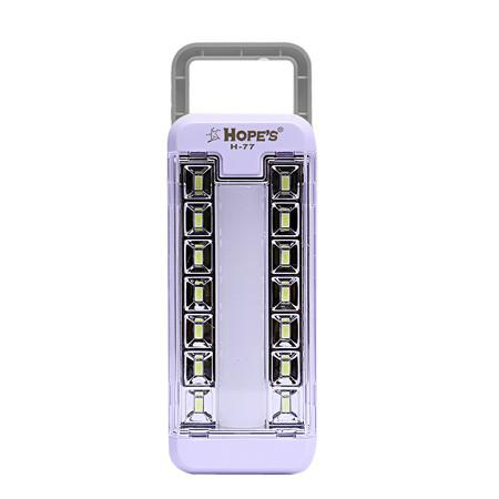 Hope's H-77 Rechargable SMD LED Torch - ExportLeftovers.com