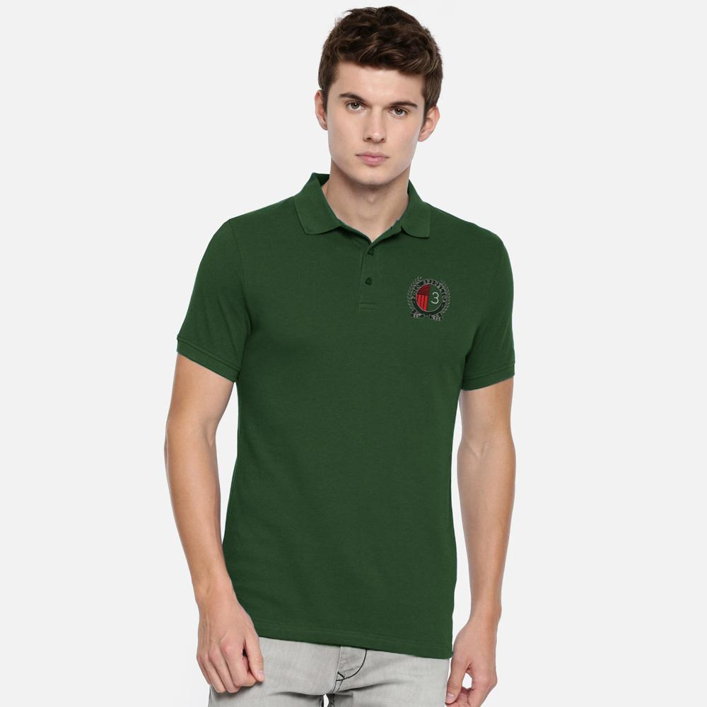 Polo Republica Men's EST 1985 Embroidered Polo Shirt Men's Polo Shirt Polo Republica