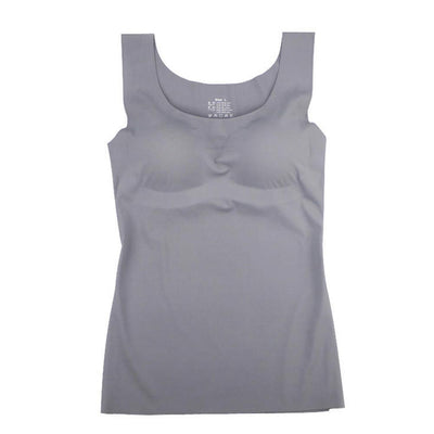 Shangpin Seamless Vest-style No Steel Ring Seamless Sports Bra