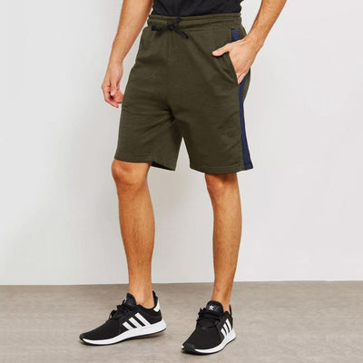 LFT Kimberley Men's Terry Shorts Men's Shorts First Choice Olive Navy S