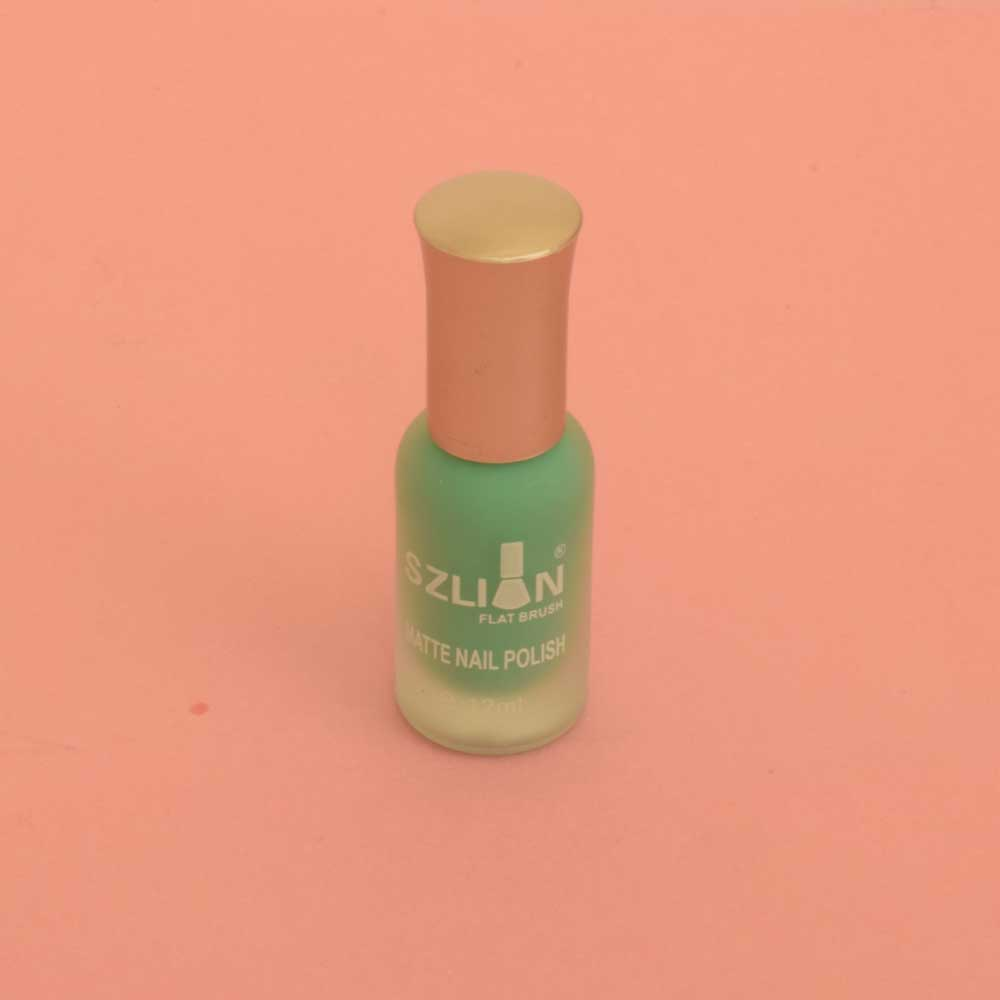 Sizlin Women's Quick Dry Matte Nail Polish Health & Beauty Sunshine China 17