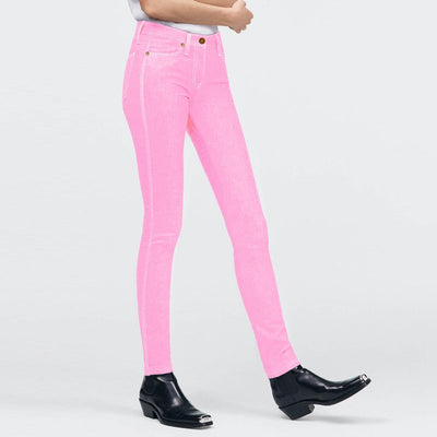 Urban Diva Women's Censi Super Stretch Comfy Jeggings Women's Jeggings AGZ Pink S