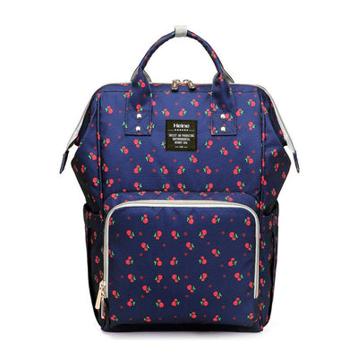 Heine baby diaper backpack bag Women's Accessories Sunshine China Cherry print