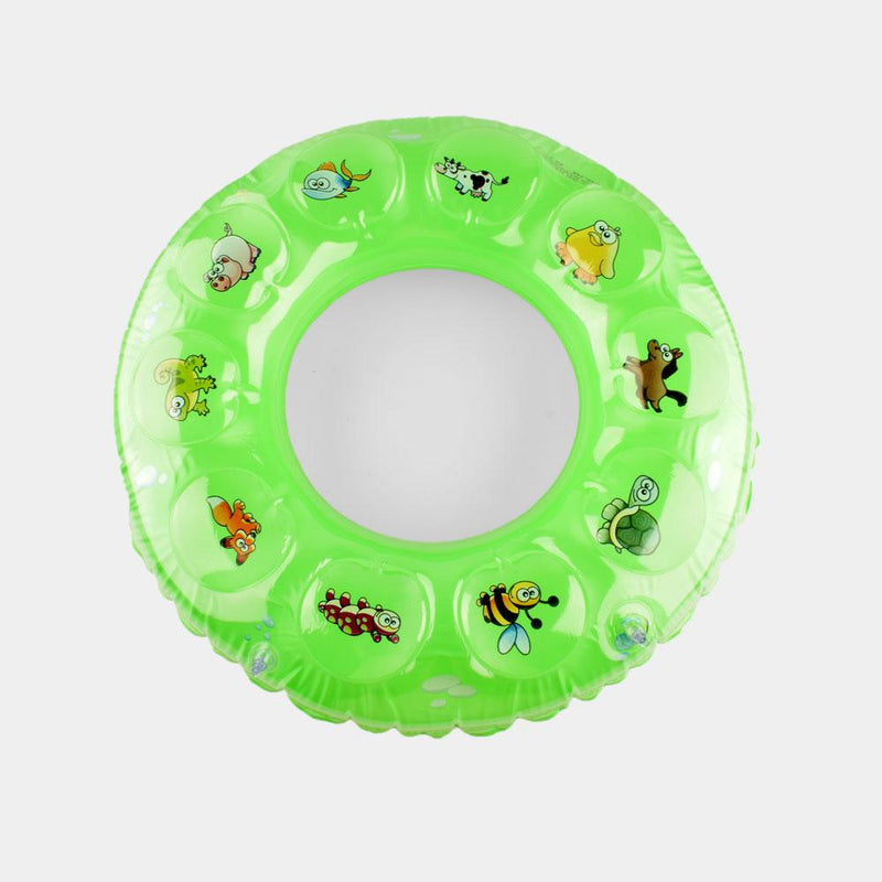 HS Cartoon Characters Inflatable Kid's Swim Ring Swim Ring Sunshine China