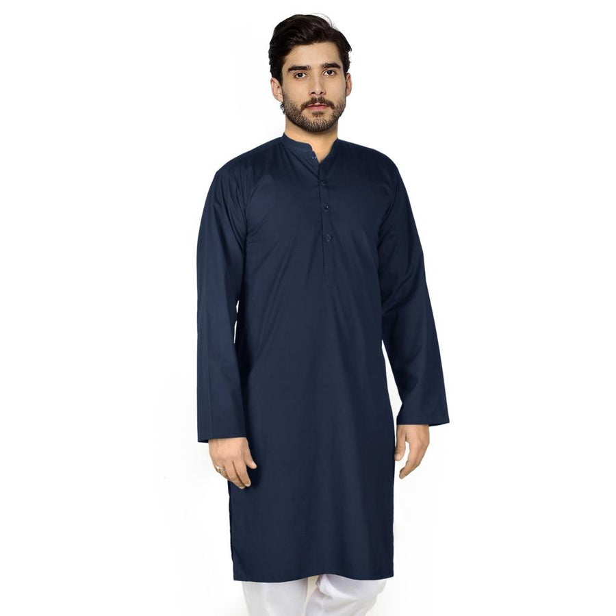 Polo Republica Klingnau Cotton Stitched Kurta