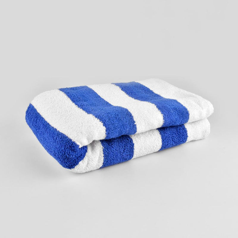 HNC Bouazza Stripes Design Bath Towel Towel Haroon Cp