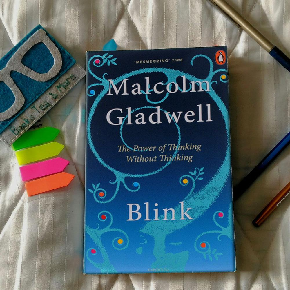 Blink: The Power of Thinking Without Thinking Book IMC