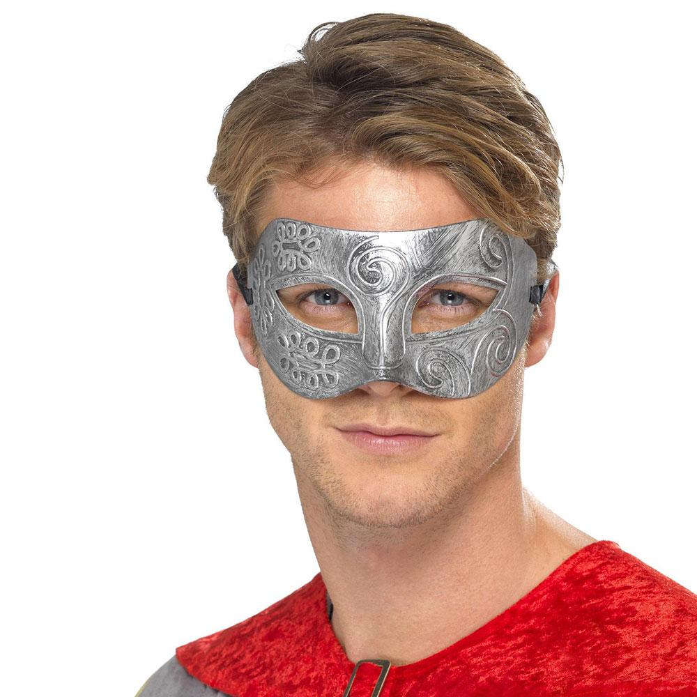 Guadix Cool Men Fighter Masquerade Ball Party Face Mask Face Mask CPUQ