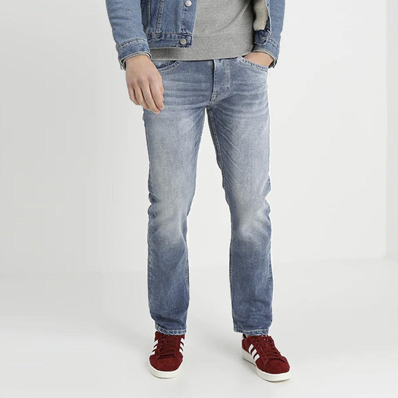 GRG EST 1990 Straight Fit Denim Men's Denim SRK