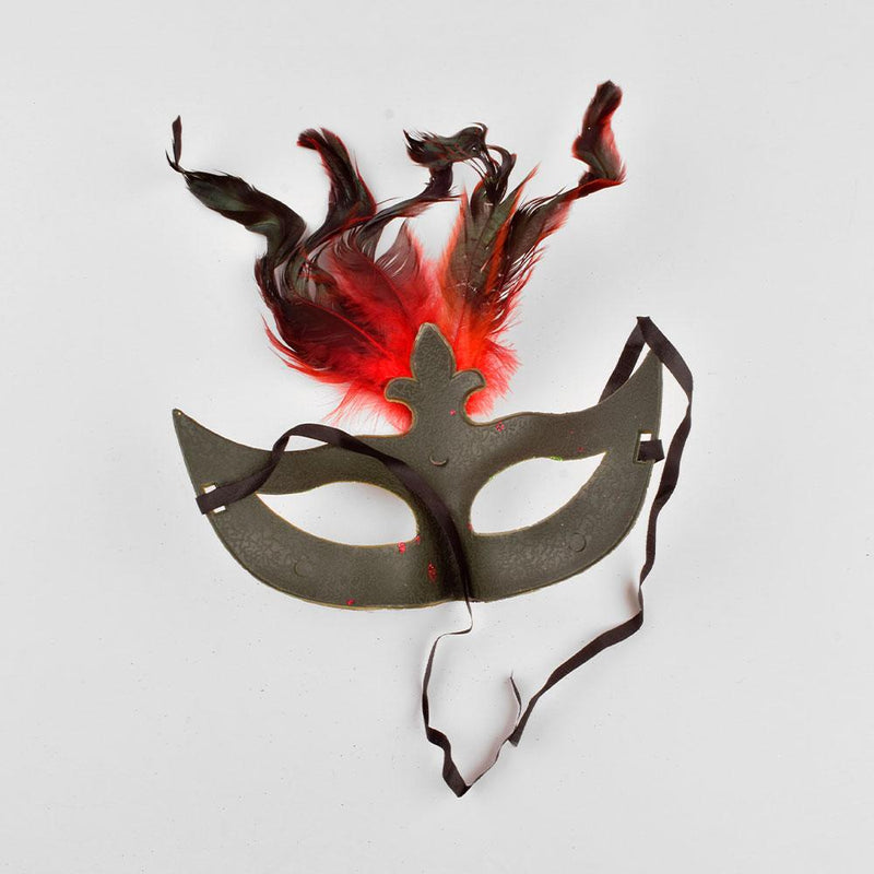 Women Masquerade Fancy Dress Party Face Mask Face Mask CPUQ