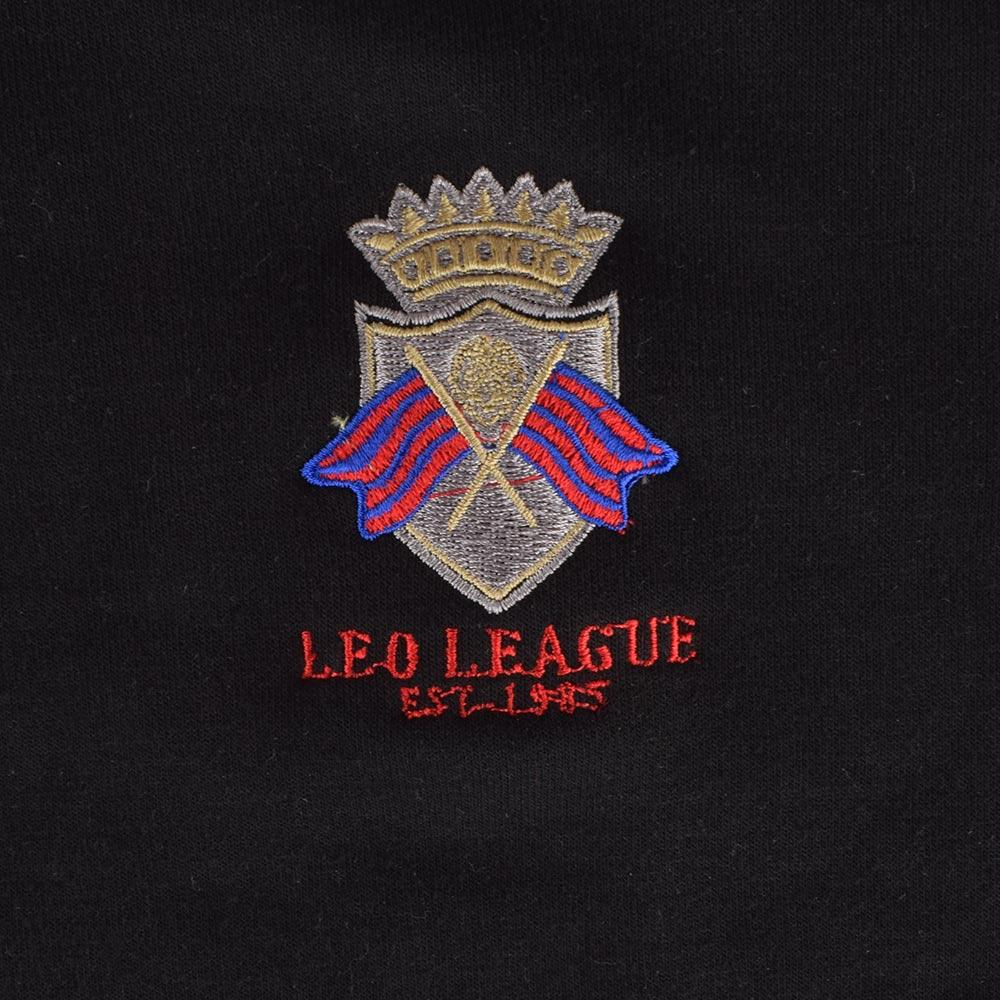 Polo Republica Leo League 1/4 Zipper Neck Sweat Shirt Men's Sweat Shirt Polo Republica