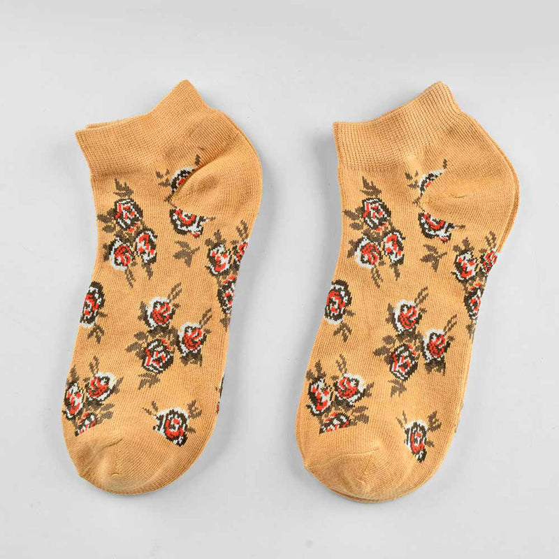Polo Republica Women's Comely Style Pack Of 2 Low Cut Socks Socks RKI