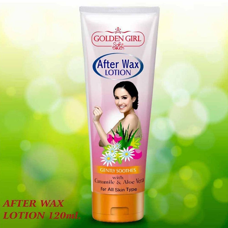 Golden Girl Soft Touch After Wax Lotion 120 ml