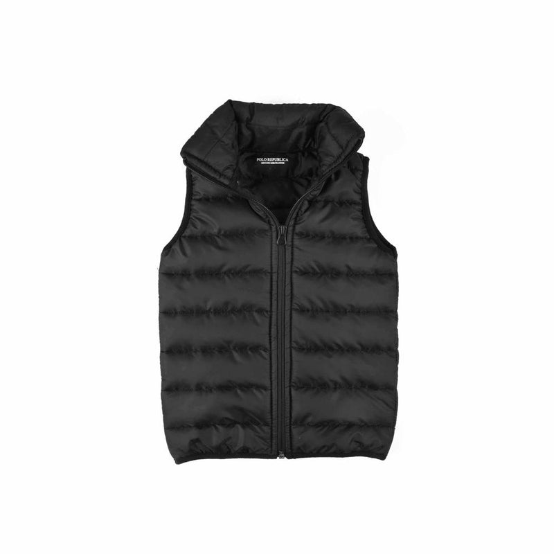 Polo Republica Columbia Powder Lite Puffer Gilet Boy's Jacket Polo Republica