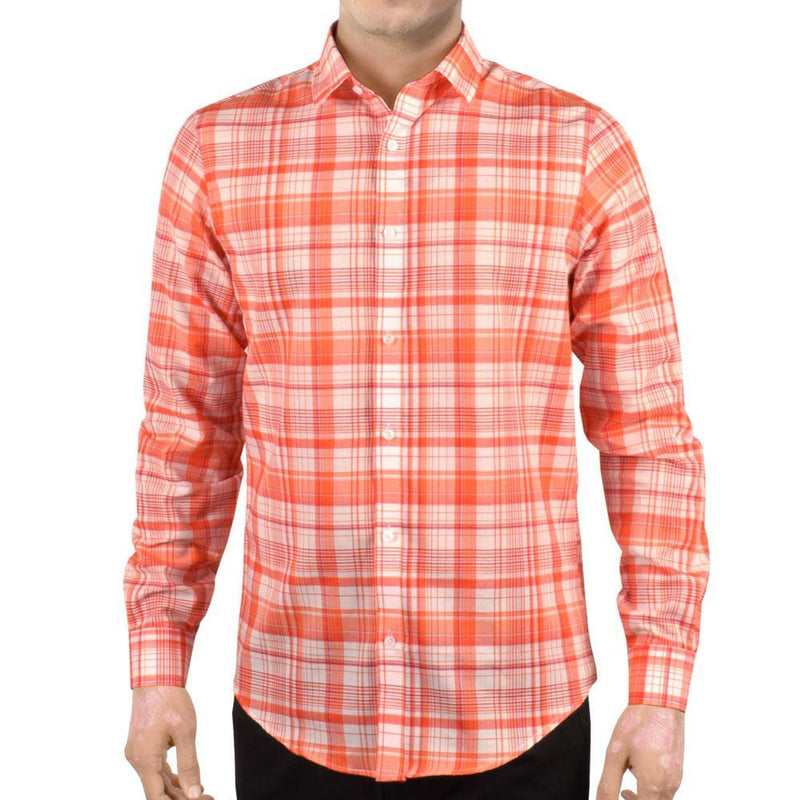 Polo Republica Volsk Check Casual Shirt Men's Casual Shirt MB Traders S
