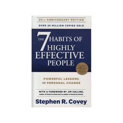 The 7 Habits of Highly Effective People: Powerful Lessons in Personal Change Book IMC