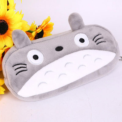 Cartoon Character Plush Zipper Coin Bag Stationary & General Accessories Sunshine China D5
