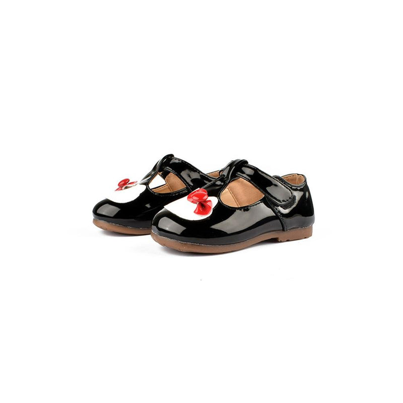 MG Baby Patent Leather Girls Sandals Girl's Shoes Sunshine China