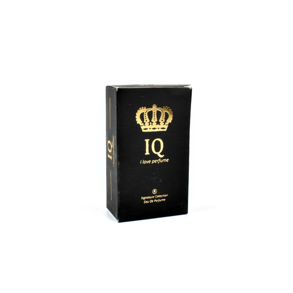 IQ Men's Royal Black Strong Feel Perfume Men's Accessories ASE