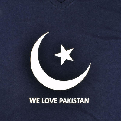 LE We Love Pakistan Tee Shirt Men's Tee Shirt Image