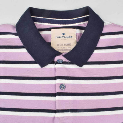 TT Amberg Striper Polo Shirt Men's Polo Shirt First Choice