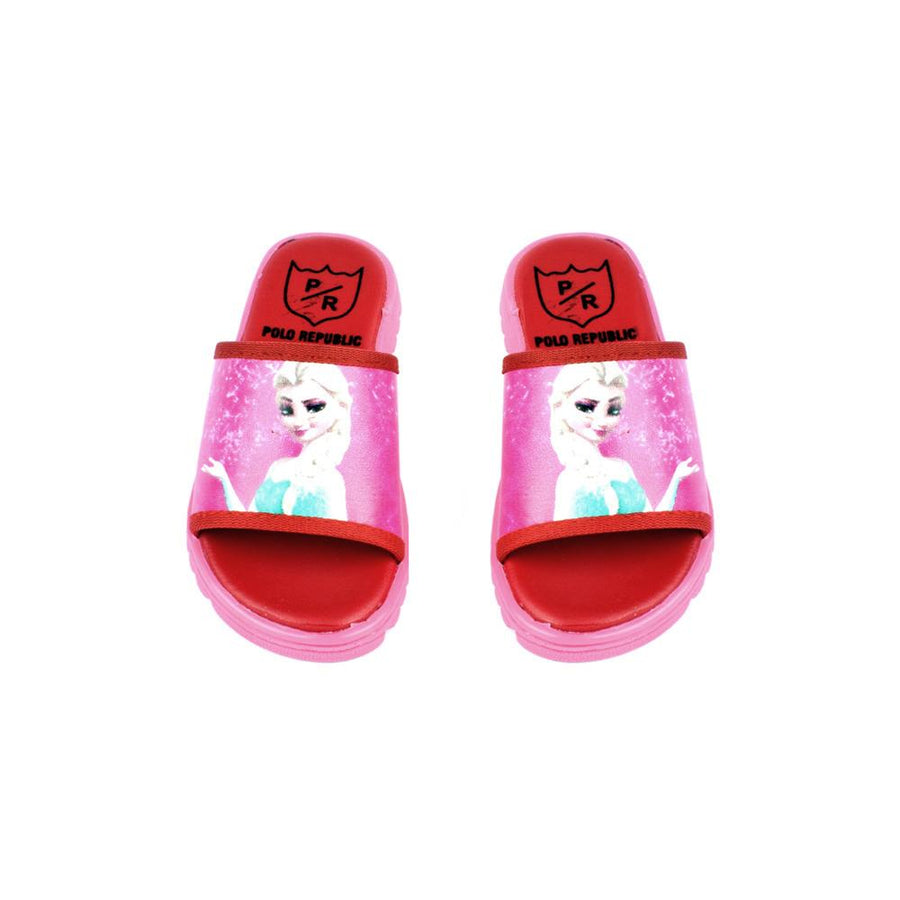 Polo Republica Elsa Girls Slippers