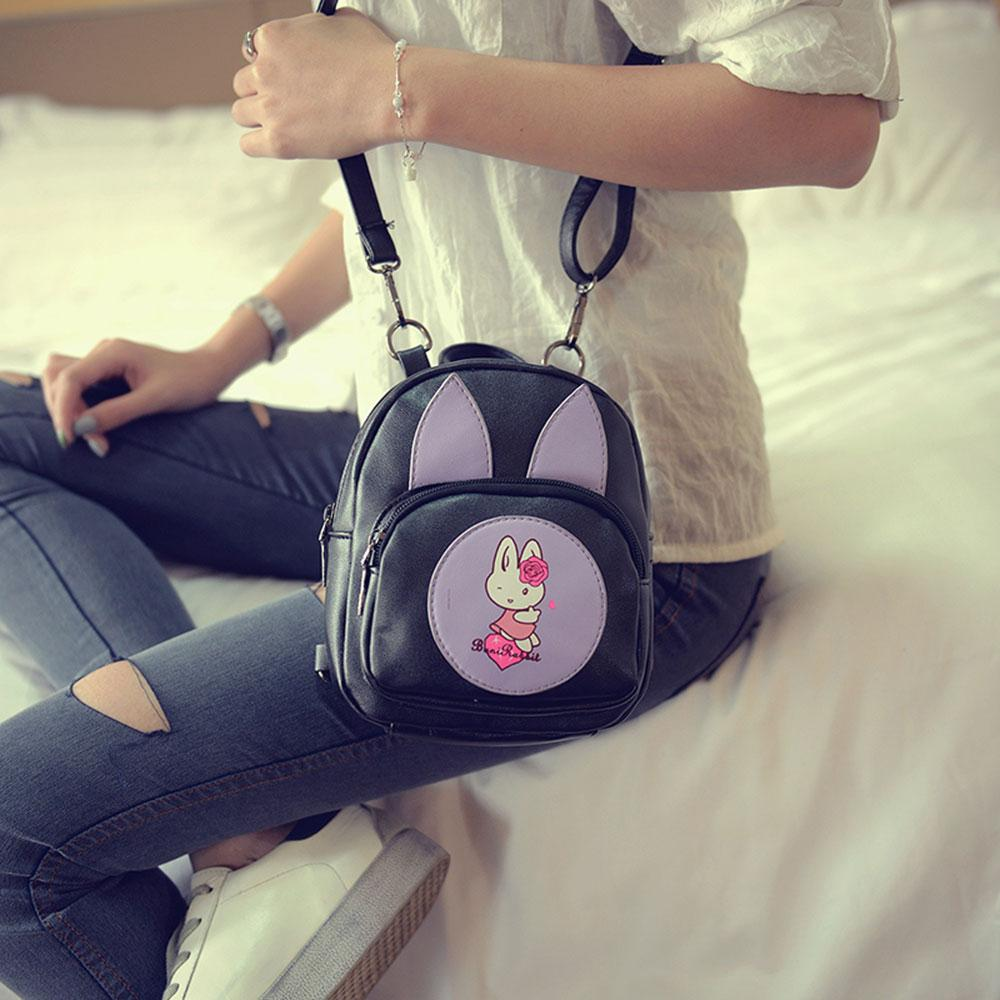 Buni Rabbit Design Backpack Hand Bag Sunshine China