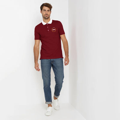 Polo Republica Dazaifu Embro Polo Shirt Men's Polo Shirt Polo Republica