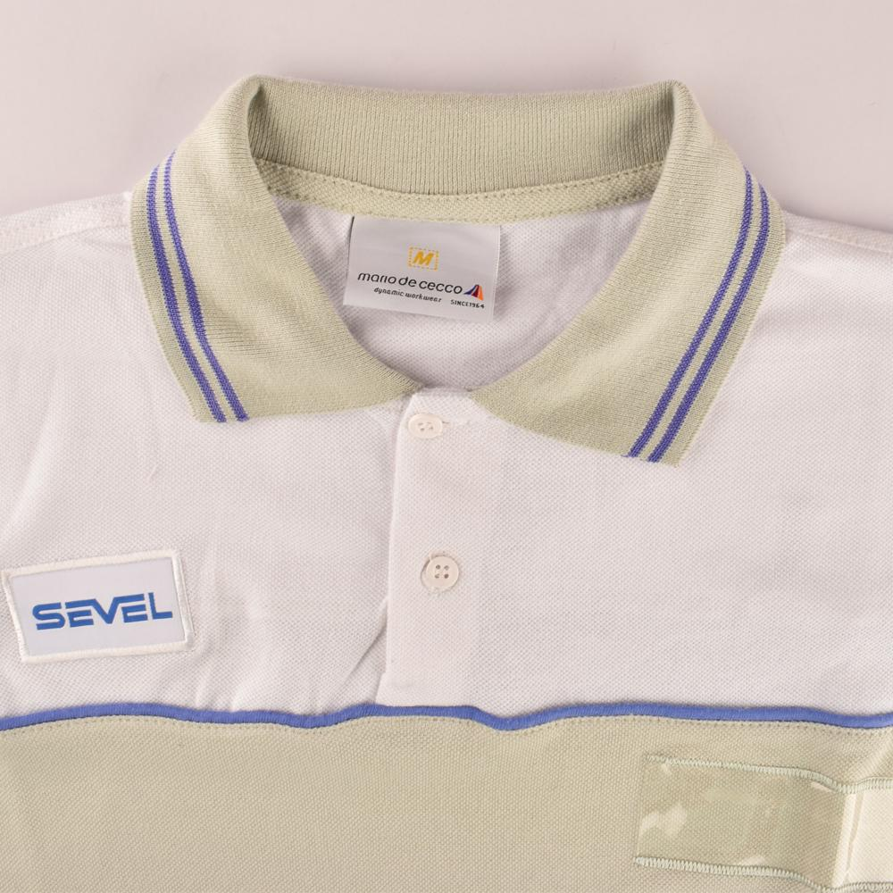 SVL Men's Sleek Pique Polo Shirt Men's Polo Shirt NMA