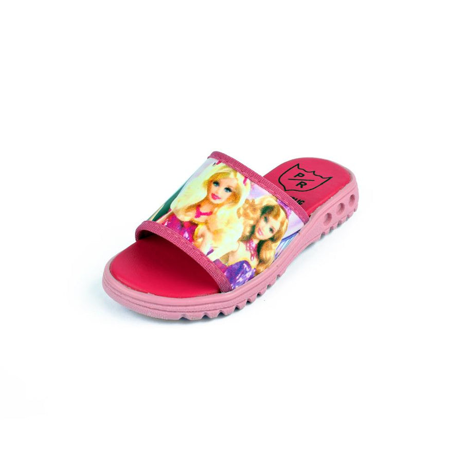 Polo Republica Barbie Design Girls Slippers