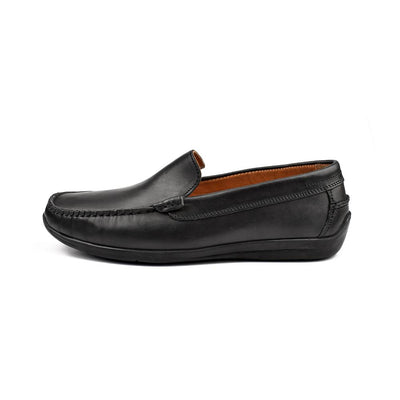 Walking Classic Genuine Leather Loafer Shoes Men's Shoes MB Traders
