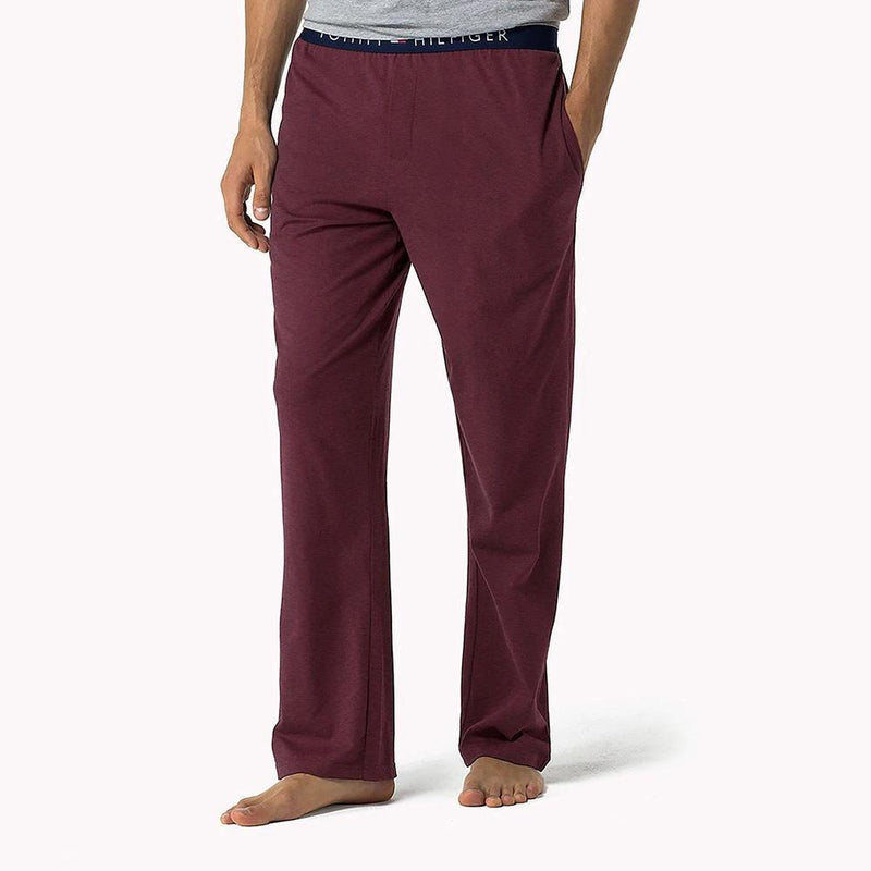 Tommy Hilfiger Lounge Pants Men's Sleep Wear Fiza Black S