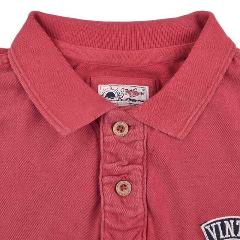 Funchal Vintage 1988 Men's Cut Label Polo Shirt
