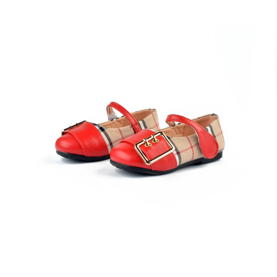 MG Baby Buckle Toe Girls Sandals
